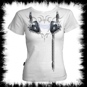 Damen T Shirt Dead Beats
