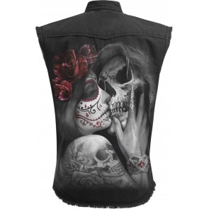 DEAD KISS - WORKERSHIRT SCHWARZ