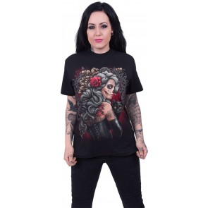 Dead Tattoo Lady T Shirt