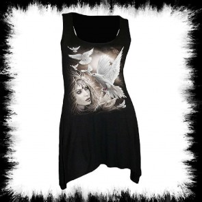 Gothic Kleid Angel Doves