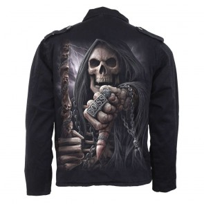 heavy metal jacke boss reaper