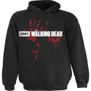 horror hoodie walking dead zombie horde
