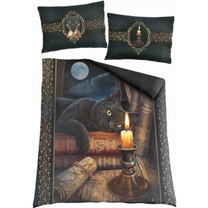THE WITCHING HOUR - Double One Print Bedlinen + 2xUK Pillows