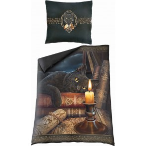 THE WITCHING HOUR - Single One Print Bedlinen + EU Pillow