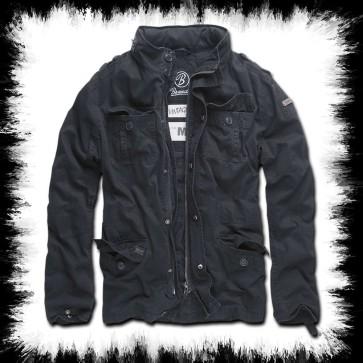 Brandit Men Jacket Black Britannia