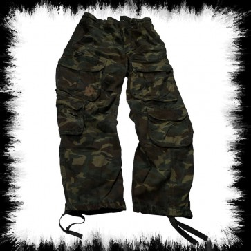 Pants Woodland Camo