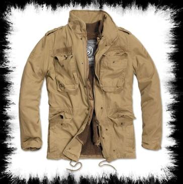 Brandit Parker Jacket Camel