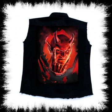 Worker Shirt Devil Devil By Lucyfire