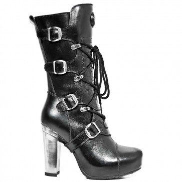 M.48373-R52 New Rock Boots Hell