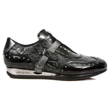 M.HY019-S1 New Rock Sport Shoes Hybrid