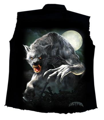 Workershirt Werewolf