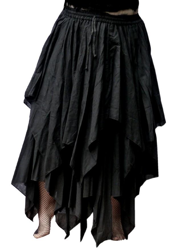 592a5ab188 Long Gothic Skirt - Women Skirt Lucyfire Fashion - 58,00 €