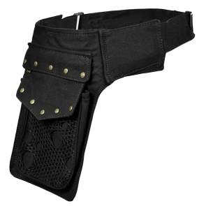 Hip Belt With A Side Pocket