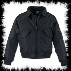 Brandit Bomber Jacket Black