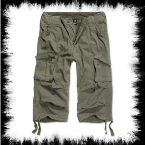 Brandit Three Quarter Shorts Urban Legend Olive