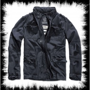 Brandit Mens Jacket Britannia Indigo