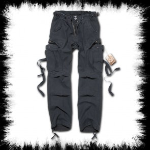 Brandit Lady Pants M 65 Black