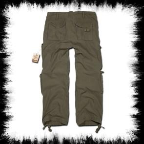 Brandit Pure Vintage Olive Pants