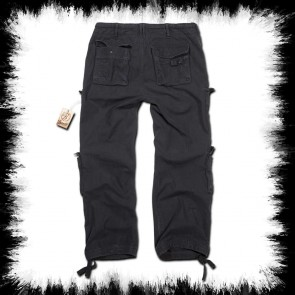 Brandit Pure Vintage Black Pants
