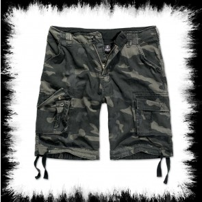Brandit Shorts Urban Legend Dark Camoflage