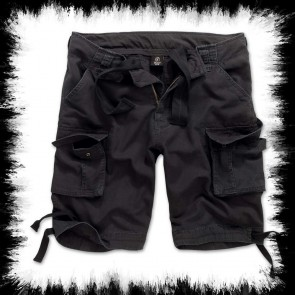 Brandit Shorts Black Urban Legend