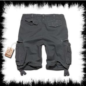 Brandit Shorts Vintage Classic Anthracite