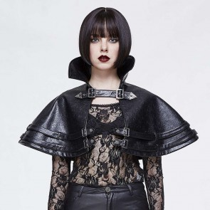 Devil Fashion - Gothic Shoulder Poncho