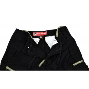 Molecule Pants Long Black