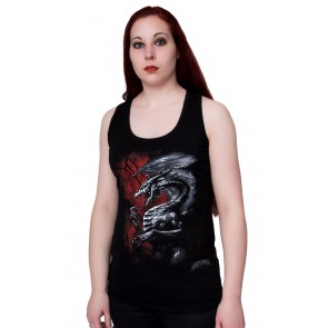 Drachen Shirt Damen