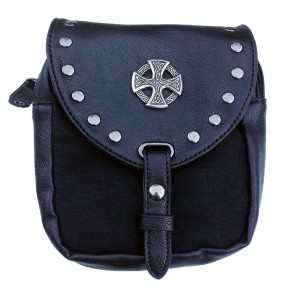 Kit bag black celtic cross
