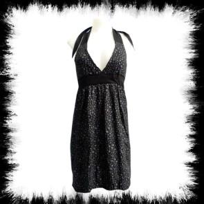 Dress Black Leo