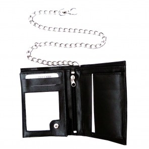 Leather Wallet Vertikal