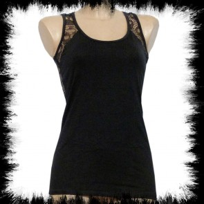 Backless Ladies Top Skull Network
