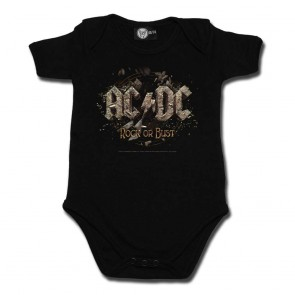 Baby Bodysuit, AC/DC Rock Or Bust
