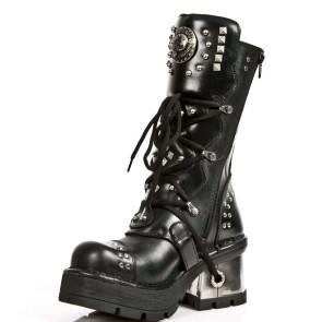 M.1029-C1 New Rock Boots Metallic