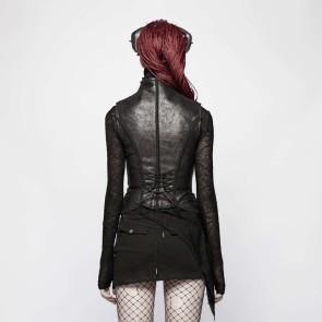 Nereid Gothic Waistcoat - Punk Rave