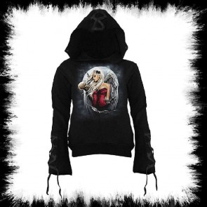 Angel Of Death Gothic Frauen Hoody Engel Des Todes