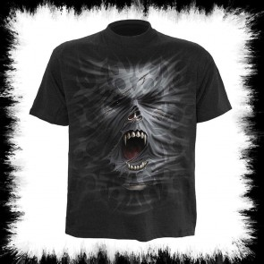 Darkside Unleashed Gothic T Shirt