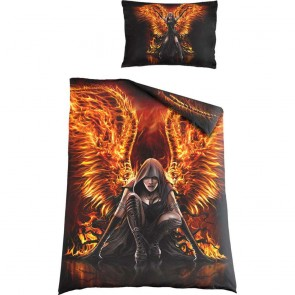 Single Bedding Fire Angel