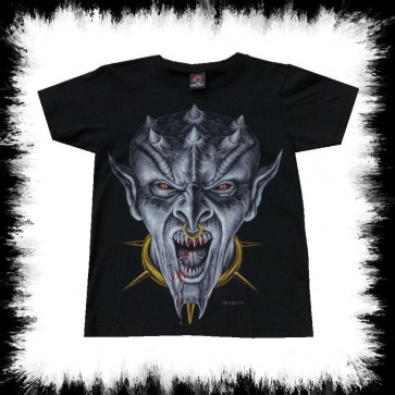 Heavy Metal T Shirt Devil Demon