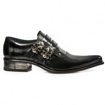 M.2285-S1 New Rock Chaussures Newman