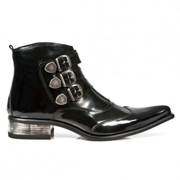 M.2286-S1 New Rock Chaussures Newman