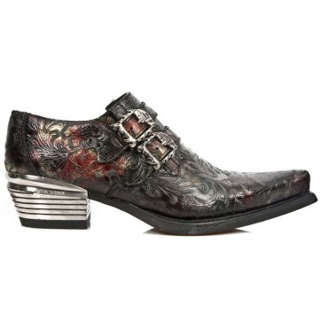 M.7960-S5 New Rock Chaussures Dallas
