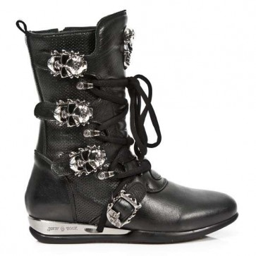 M.HY017-C1 New Rock Botin Hybrid