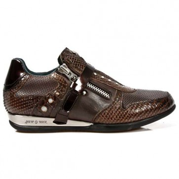 M.HY018-C2 New Rock Chaussures Hybrid