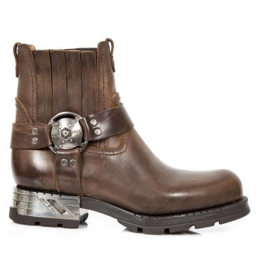 M.MR007-C2 New Rock Botin Motorock