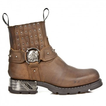 M.MR027-C1 New Rock Botin Motorock