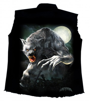 Workershirt Werewolf