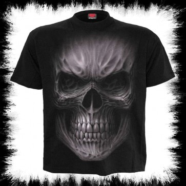 Death Rage T Shirt Noir