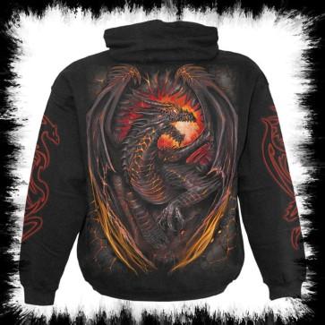Fantasy Hoody Dragon Furnece